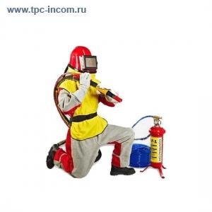 Средства защиты оператора струйной очистки